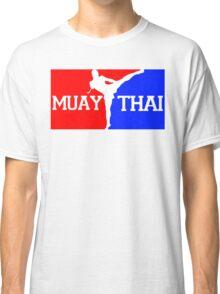 Muay Thai #3 Classic T-Shirt