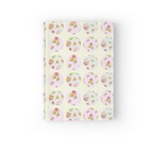 Circular Summer Florals Hardcover Journal