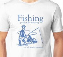 Fishing Unisex T-Shirt