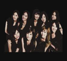 girls generation/snsd - black soshi by reishinshii