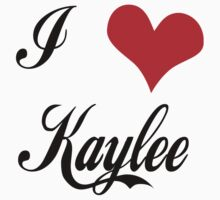 Firefly: I love Kaylee by MGR Productions