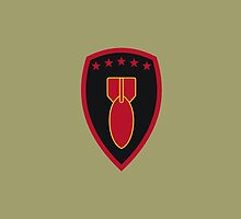 71st Ordnance Group (EOD - US Army) by wordwidesymbols