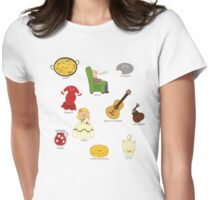Spain is different Womens Fitted T-Shirt