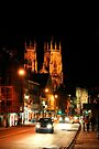 York Minster in the Evening by Christine Smith