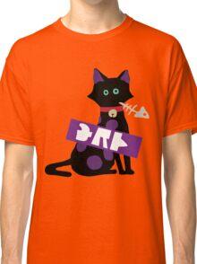 Splatoon Cat Classic T-Shirt