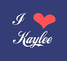 Firefly: I Heart Kaylee for Dark Backgrounds Unisex T-Shirt