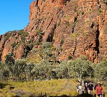 Tourists, Kimberley. WA. by johnrf