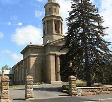 St George Church Battey Point Tasmania 1836 by PaulWJewell