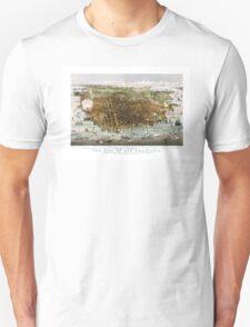 San Francisco - California - United States - 1878 Unisex T-Shirt