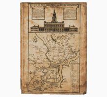 Philadelphia-Pennsylvania-United States-1752 Kids Tee