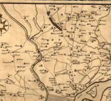 Philadelphia-Pennsylvania-United States-1752 Sticker