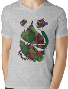 Tentacles within Mens V-Neck T-Shirt