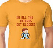 8bit Bill Murray Steve Zissou Unisex T-Shirt