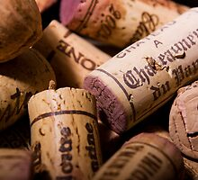 Corked by Lynne Morris
