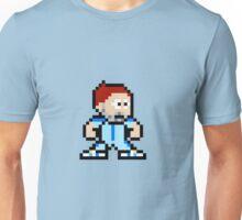 8bit Bill Murray Steve Zissou no text Unisex T-Shirt