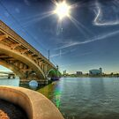 Tempe Town Lake  by Saija  Lehtonen