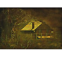"""""""The Hen House... """" Photographic Print"""