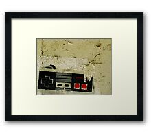 Industrial NES Framed Print