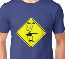 Florida state bird the mosquito geek funny nerd Unisex T-Shirt