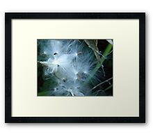 Sun and Air Framed Print