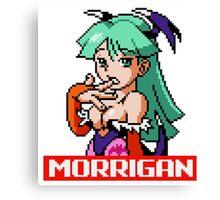 Morrigan (MM) Canvas Print