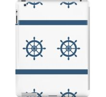 Sailor Nautical Marine Pattern iPad Case/Skin