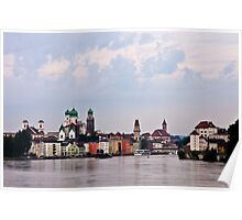 looking to Passau Poster