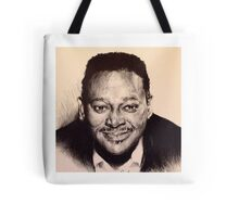 LUTHER VANDROSS PORTRAIT Tote Bag