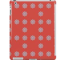 Sea Sailor Pattern iPad Case/Skin