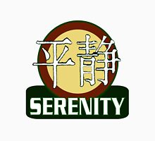 Serenity Logo w/Chinese Characters Unisex T-Shirt