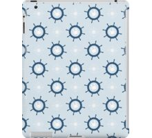 Sea Sailor Nautical Pattern iPad Case/Skin