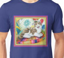 "I am magnificent, from the childrens book "" The magnificent cat"" by Sharon Thompson available on amazon Unisex T-Shirt"