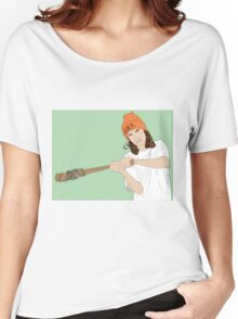 Kevin Pouya  Women's Relaxed Fit T-Shirt