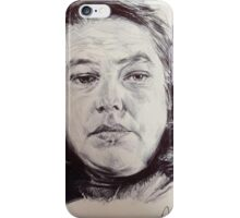 Kathy Bates iPhone Case/Skin