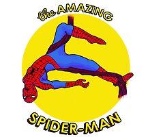 the Amazing Spider-Man by FyrreWolf