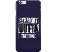 Straight OUTTA Tatooine - Star Wars - distressed iPhone Case/Skin