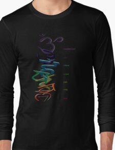 CHAKRAS Long Sleeve T-Shirt