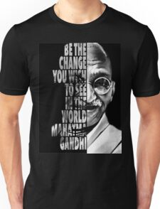 Be The Change.. Unisex T-Shirt