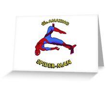 Amazing Spider-Man Greeting Card