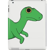 Tiny velociraptor iPad Case/Skin