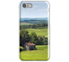 Forgotten Farmhouse In Mid-Summer  iPhone Case/Skin