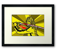 'Kill' Framed Print