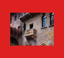 The Balcony Of Juliet In Verona Unisex T-Shirt