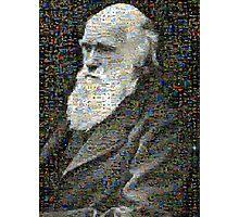 Darwin Mosaic Photographic Print
