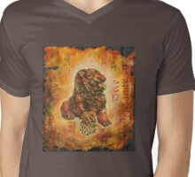The Guardian ... Foo  Mens V-Neck T-Shirt