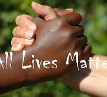 All lives matter by poomero