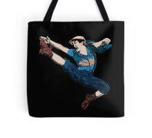 Newsies Newsboy Jumper - Cartooned Tote Bag