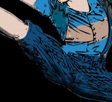 Newsies Newsboy Jumper - Cartooned Sticker