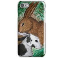 Into the Burrow iPhone Case/Skin