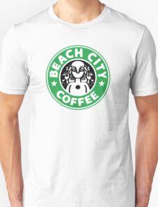 Beach City Coffee (2) Unisex T-Shirt